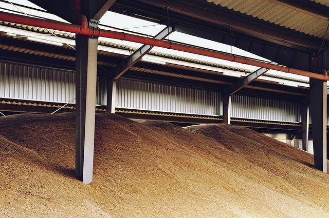 Zastosowanie hal stalowych w rolnictwie