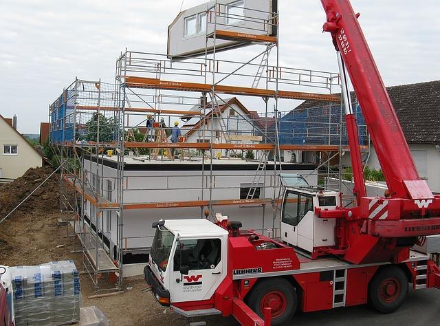 Budowa domu - wykonanie fundamentów
