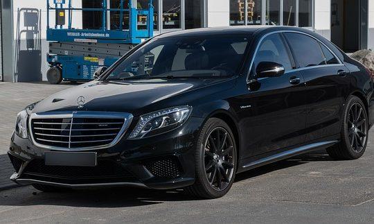 Mercedes s klasa w221