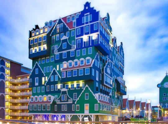 Zaplanuj podróż do Holandii
