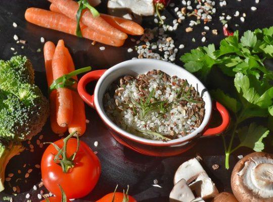 Dieta ketagoniczna - dbający o siebie mężczyzna