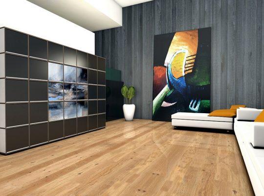 Alternatywy dla farb na ścianie